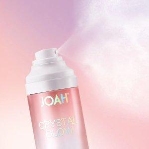 Buy 1 Get 1 FreeCrystal Glow Refreshing Luminizer Skin Mist