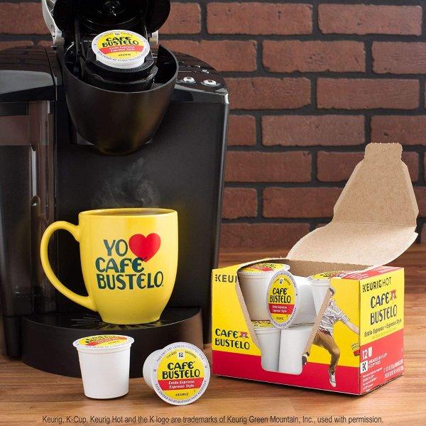 Café Bustelo K-Cup 深度烘焙胶囊咖啡 96颗
