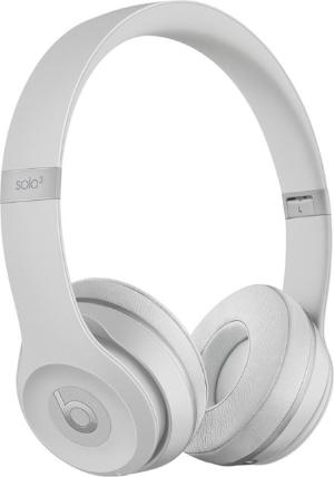 Beats by Dr. Dre Beats Solo3 Wireless Headphones Matte Silver