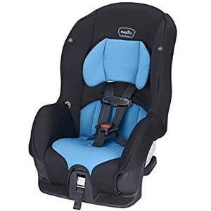 $49.99 (原价$65.70) 美亚销量冠军史低价:Evenflo Tribute LX 儿童双向汽车安全座椅