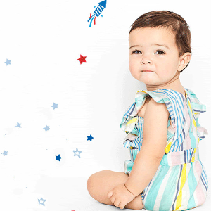 Extra 20% Off $40+Up to 60% Off Summer Sun More Fun Sale @ Carter's