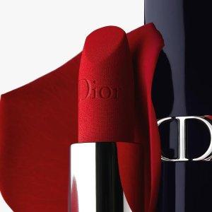 7.5折 backstage9新色眼影$66限2天:Dior 香水彩妆大促 蓝金口红$42、旷野男香$93