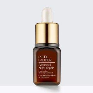 Estee Lauder赠品,需同时加入购物车小棕瓶精华