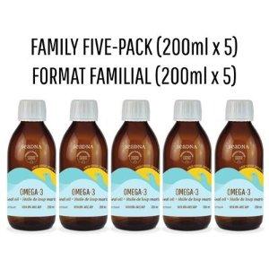 柠檬味海豹油 5瓶X200ml