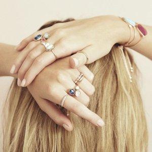 15% OffSite-wide rings @ Monica Vinader