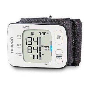 $29.88 (原价$69.99)史低价:欧姆龙7系BP654 无线蓝牙便携式手腕电子血压计