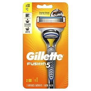 $7.97Gillette Fusion5 Men's Razor, Handle & 2 Blade Refills