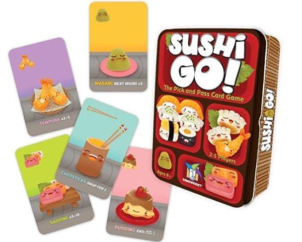 寿司走桌游