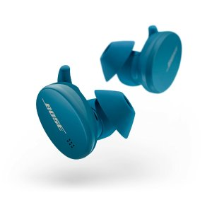 Bose蓝色Sport Earbuds 运动真无线耳机