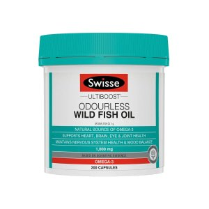 Swisse鱼油