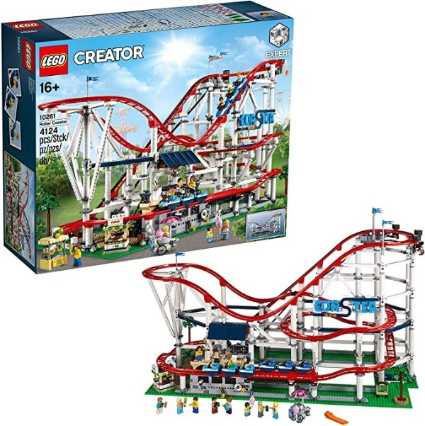 Creator Expert 过山车 10261 Building Kit