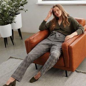 低至3折+额外9折 内裤$2最后一天:Reitmans 时尚女装特卖 封面休闲裤$8 针织开衫$11