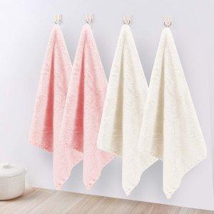 $6.99MBLAI 珊瑚绒洗碗布,超强吸水8条装