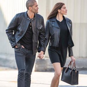 全场额外5.2折 折扣区也参加Wilsons Leather官网 大促 男女帅气皮衣热卖