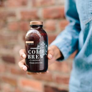 Amazon每日零食好物清单:星巴克冷萃咖啡一瓶$1.97,咖啡胶囊一颗$0.39