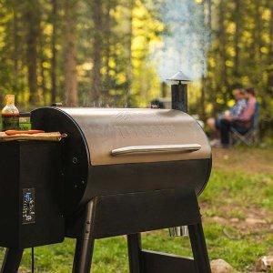 $524 Party必备烤炉限今天:Traeger Grills TFB38TOD 6合1烧烤炉促销 直减$225