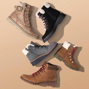 最高立减$20Famous Footwear 全场美鞋促销