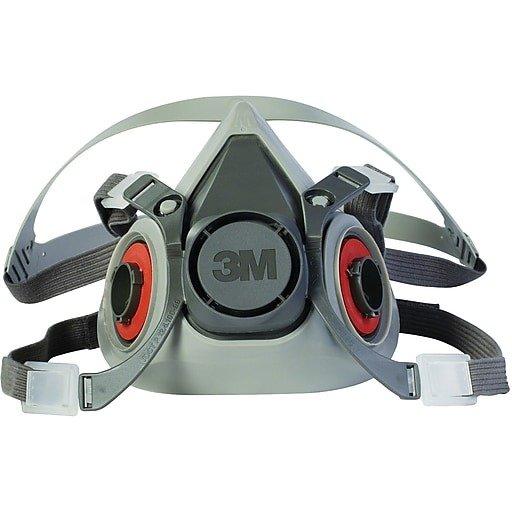 6000 可调节防护面罩 大号