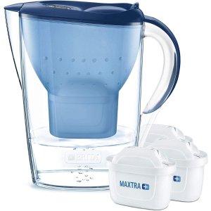 $45起 健康好水就选碧然德Brita 滤水壶、滤芯 多款套装可选