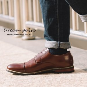 As low as $19.71DREAM PAIRS Oxford Wingtip Lace Up Dress Shoes