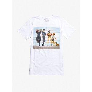 Cowboy Bebop Episode Lineup T-Shirt
