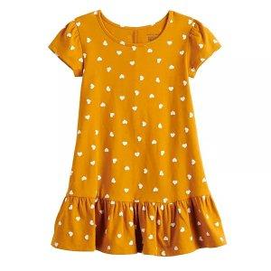 Jumping beansToddler Girl Jumping Beans® Ruffled-Hem Dress