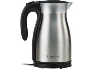 $29.99Rosewill 1.7升不锈钢双层保温电热水壶