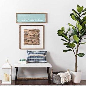 一件7折Kirkland's 全场正价家具、家饰、日用品等热卖
