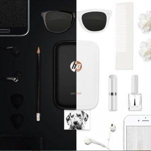 $79.97(原价$159.99)史低价:HP Sprocket 小印 便携式照片打印机 - 黑色