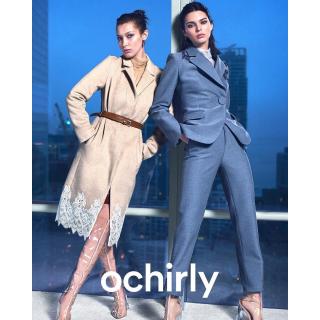 全场3.3折起 专柜同款好价Orchirly 欧时力新款女装特卖专场