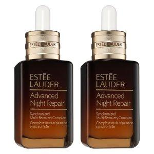 Estee Lauder价值$210新款小棕瓶套装
