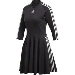 AdidasXS S三条杠连衣裙