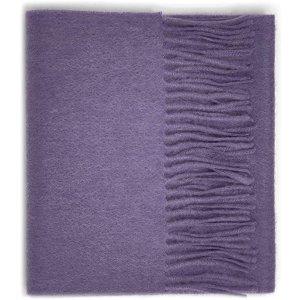 多色可选Kiltane of Scotland 纯色羊毛围巾