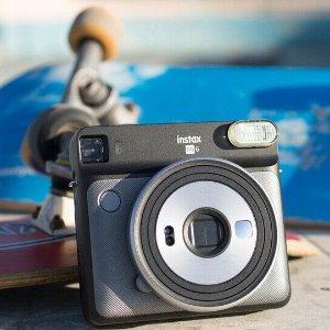 $179(原价$199) 回国可退税Fujifilm Instax SQ6 拍立得 石墨灰
