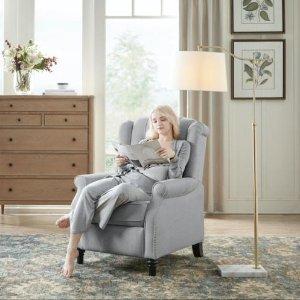 Lifease 舒适沙发休闲懒人椅,可坐可躺宅家更爽
