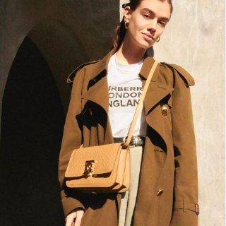 TBlogo包£1192,£200收经典格纹衬衫Burberry巴宝莉惊现好折 风衣、包包、鞋子、卫衣一网打尽