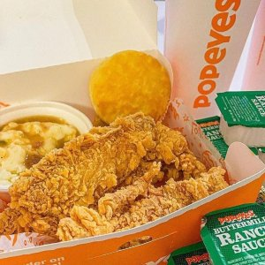 Free SandwichesToday Only: Popeyes Free Chicken Sandwiches