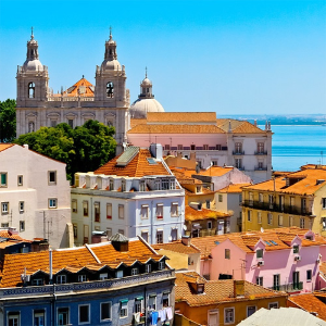 Starting from $819Portugal 8 Nights Vacation with Air,Hotels and Train