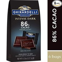 黑巧克力6包