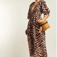 Zimmermann 斑马纹长裙