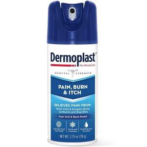 Dermoplast 止痒止痛喷雾2.75oz 家庭小药箱必备