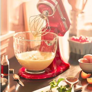 $539 (原价$929)KitchenAid白金系列 KSM170立式搅拌机热卖