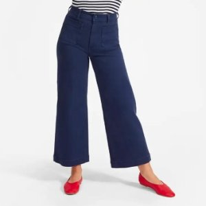 Today Only: All for $50The Wide Leg Crop @ Everlane