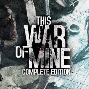 史低价:《这是我的战争 完整版》- Switch 数字版