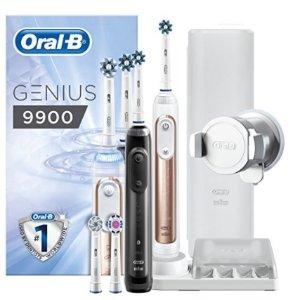 超值2支装仅¥899史低价:Oral-B Genius 9900顶级款电动牙刷