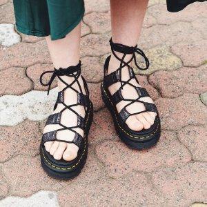 Dr. MartensNARTILLA 系带凉鞋