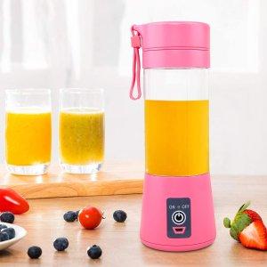 $24.08 (原价$33.99)Hathcack 单杯便携榨汁机  果汁、奶昔神器