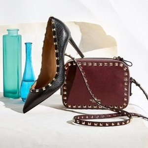 As low as $229.99Rue La La Select Valentino Shoes and Bags Sale