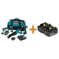 18-Volt 电动工具组合