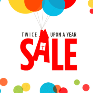 Up to 50 % OffTwice Upon a Year Sale @ ShopDisney